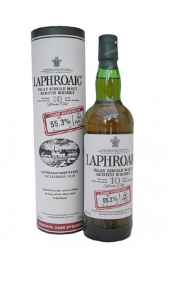 Laphroaig 10yo - Cask Strength Batch 003 JAN.11, 55.3%
