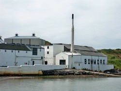 Bowmore Destillerie auf Islay