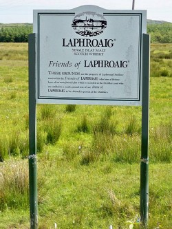 Friends of Laphroaig