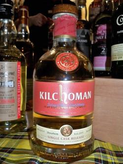 Kilchoman 4,5y - Bourbon Cask 390