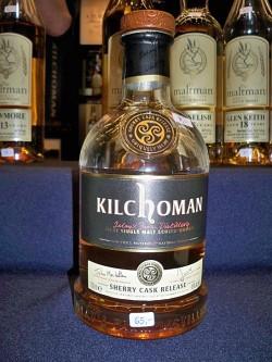 Kilchoman 5y - Sherry Cask Release Black Label