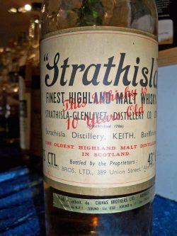 Strathisla – Finest Highland Malt Whisky 10y old