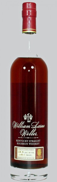 William Larue Weller 12y 1998 Kentucky Straight Bourbon - Barrel Proof - Limited Edition 126.6 Proof – 63.3%
