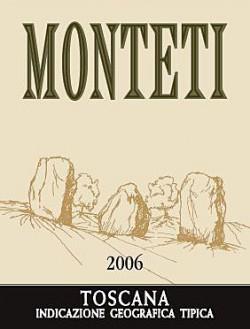 Etikett Monteti