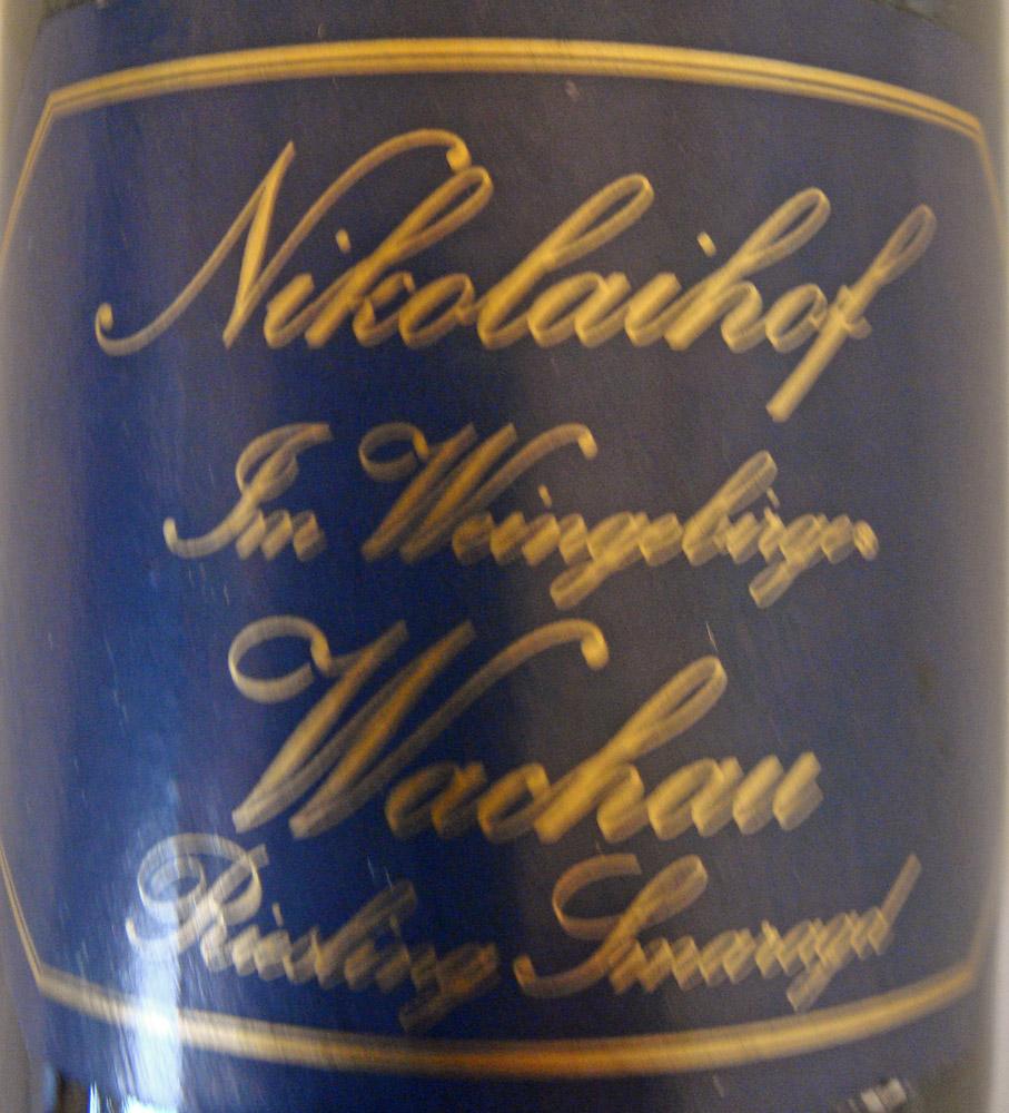 """1992 Riesling Smaragd """"Im Weingebirge"""""""