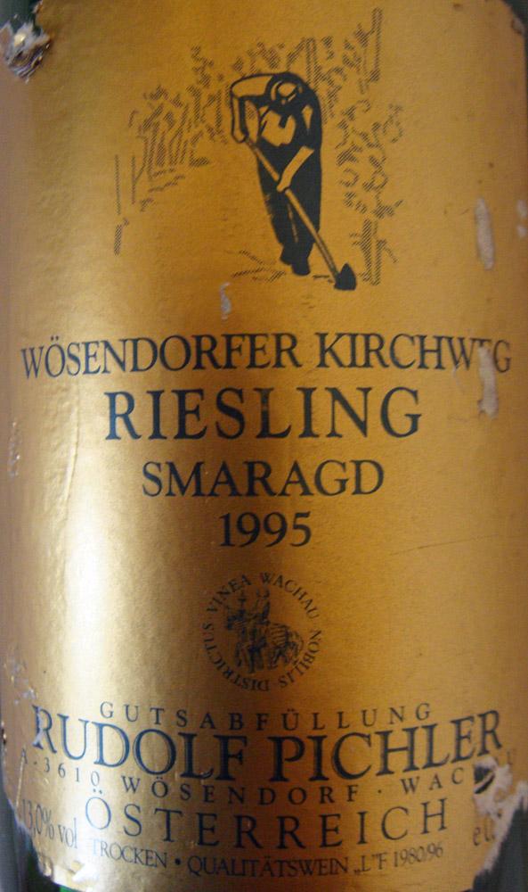 """1995 Riesling Smaragd """"Kirchweg"""""""