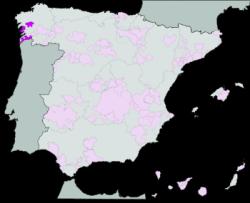 Das Weinanbaugebiet Rias Baixas
