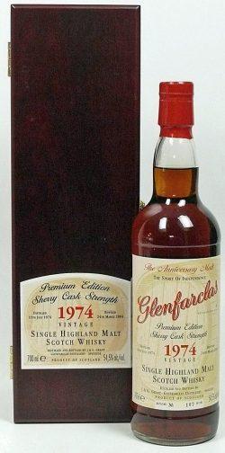 Glenfarclas 1974 Anniversary Malt