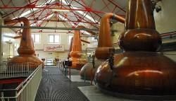Glenfarclas Distillery Stills