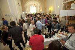 Viel Andrang bei Österreichs wichtigster Weinmesse VieVinum | Foto:©Eva Kelety/ÖWM