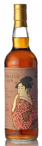 Tomatin 34y 1976-2011 Shinanoya POPPIN - Sherry Butt