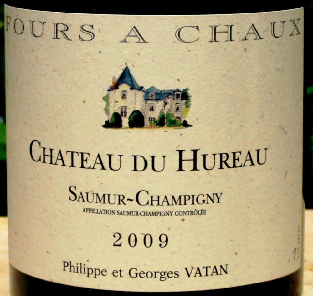 2009 Saumur Champigny Fours à Chaux