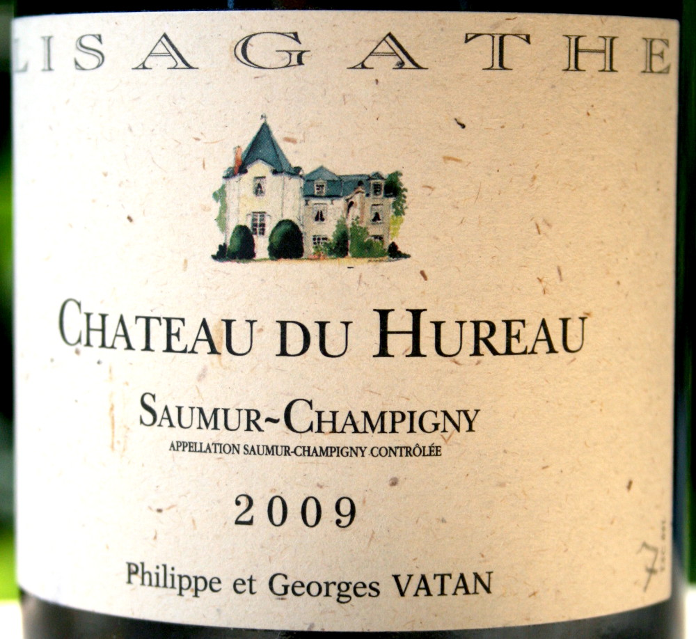 2009 Saumur Champigny Lisagathe