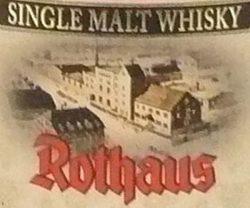 Rothaus 3yo Black Forest 4. Auflage Ex-Bourbon American White Oak Cask- 43%