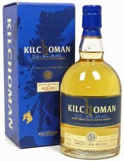 Kilchoman Feis Ile 2010 Bourbon cask 113/07, 2007-2010 – 3y, 62.2%, 258 limited