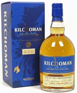 Kilchoman Feis Ile 2011 Sherry-Finish, 2006-2011 – 5y cask 31 & 32, 59.5%, 530 limited