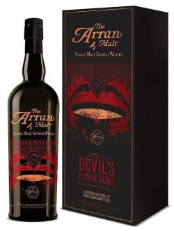 Arran's Devil's Punch Bowl