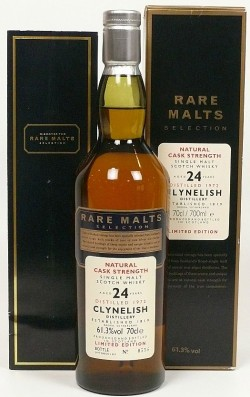Clynelish 24yo 1972 Rare Malts Selection 1997 (61.3%)
