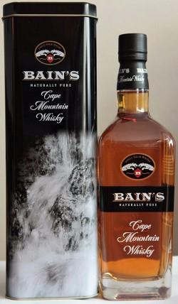 Bain's Cape Mountain Single Grain Whisky – 5y, 43%