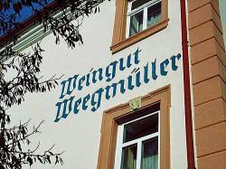 Erster Platz für das Weingut Weegmüller