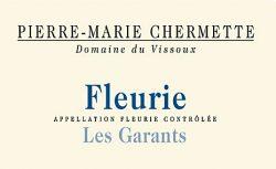 Etikett Fleurie Les Garants - Domaine du Vissoux