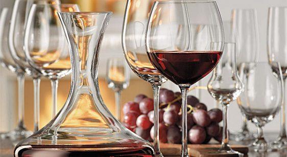 Weinglaeser von Nachtmann