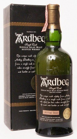 Ardbeg cask 2782 – 1972 30yo for Italy