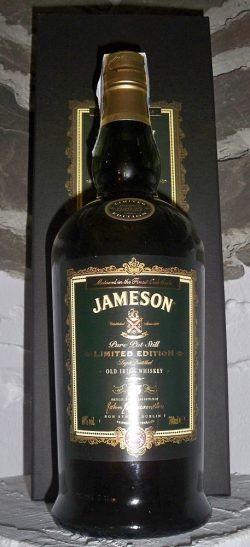 Jameson 15 Pure Pot Still