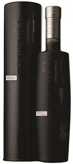 Octomore 05.1/169 5yo