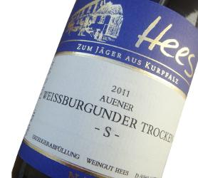 2011 Auener Weißburgunder S trocken