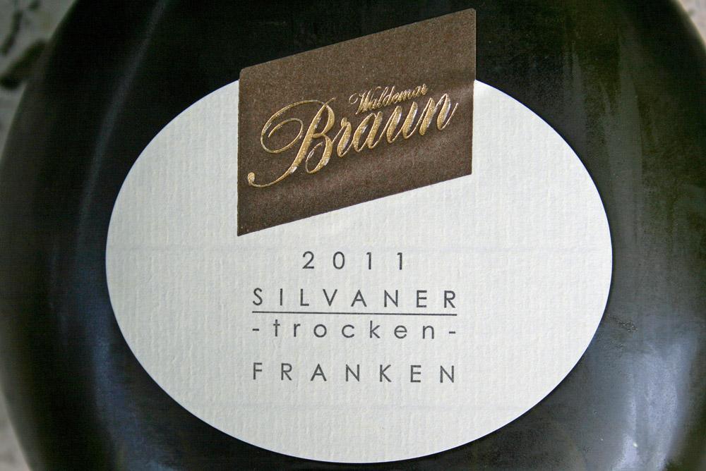 2011 Nordheimer Vögelein Silvaner Kabinett trocken