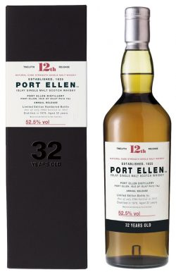 Port Ellen 32y 1979-2012 12th Release 52,5% - 2964btl.
