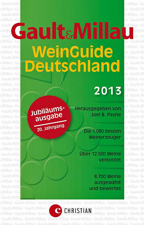 WeinGuide Gault Millau 2013