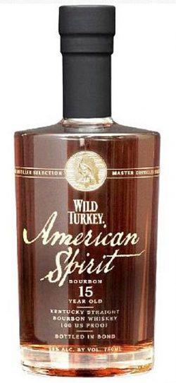 Wild Turkey 15y 100 Proof New Toasted American White Oak Barrels