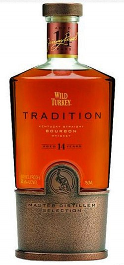 Wild Turkey 14y 1995-2009 – 101 Proof Tradition Master Destiller Selection
