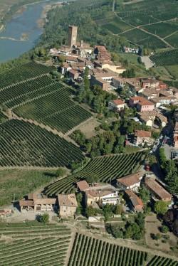 Das Weindorf Barbaresco