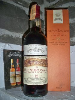 Glendronach 12y 43% Sherry Cask