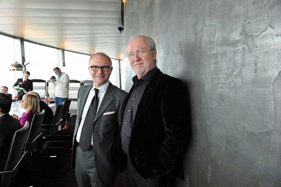 Wolfgang Lautz und Otto Koch