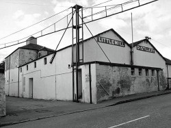 Die Littlemill Brennerei