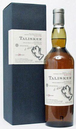 Talisker 20y 1982-2003 OA Refill Bourbon casks