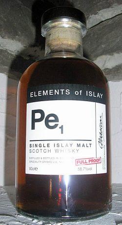 Port Ellen Pe1 Elements of Islay