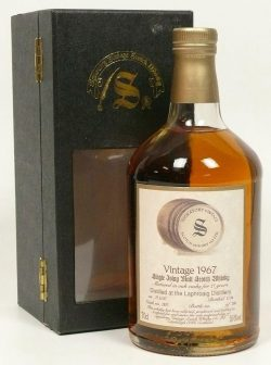 Laphroaig Signatory Vintage Collection 1967-1994 27y Cask 2957, 50.1% - limited 208