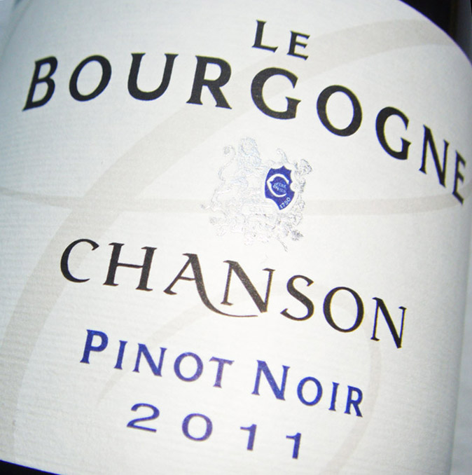 2011 Le Bourgogne Pinot Noir