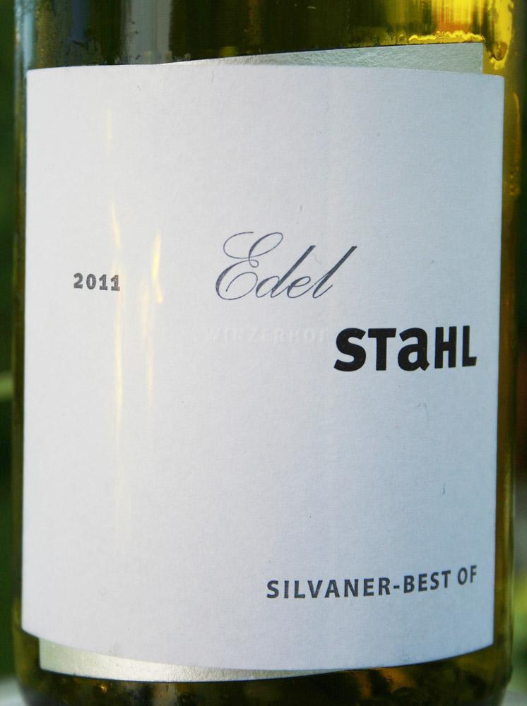 Edel Stahl Silvaner Best of trocken