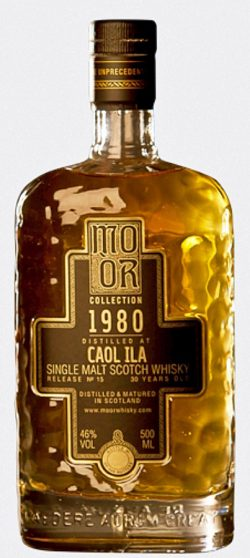Caol Ila 30y 1980-2011 The Whisky Talker Mo Or Collection Bourbon cask 2570, 46.0%, limited 300