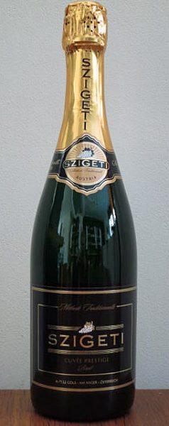 Cuvée Prestige Brut von Szigeti