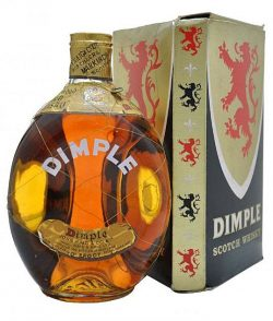 Dimple Old Blend ~1950´s - Specially Selected & Matured John Haig - tin cap - 70° proof