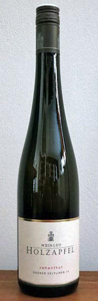 2011 Grüner Veltliner Federspiel - Weingut Holzapfel
