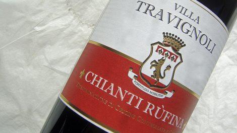 2010 Chianti - Villa Travignoli