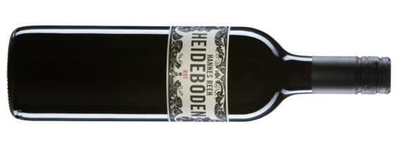 Flasche Heideboden